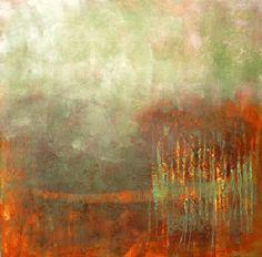 North Carolina Oil and Cold Wax Artist Cindy Walton