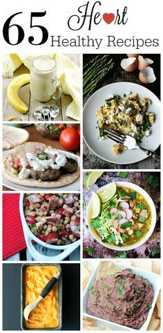 65 Heart Healthy Recipes FromTheHeart Ad TheHeartTruth From Bobbiskozykitchen