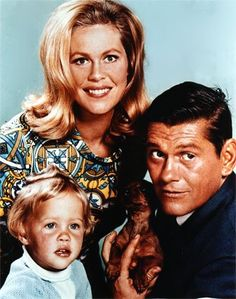 Samantha, Tabitha, and the   first' Darrin- aka- Dick York