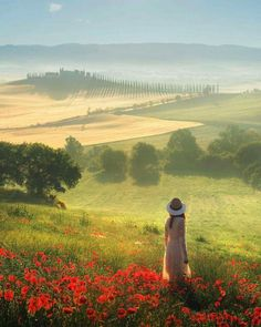 ideas landscape pictures tuscany italy for 2019 Under The Tuscan Sun, Beautiful World, Beautiful Places, Beautiful Pictures, Amazing Photos, Wonderful Places, Landscape Pictures, Landscape Paintings, Landscape Photography