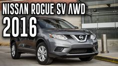 2016 Nissan Rogue SV AWD 2.5L All New Nissan Rouge Automatic Transmissio...