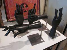 Model hands