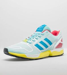 wholesale dealer d1b40 43634 adidas Originals ZX Flux Techfit   Size