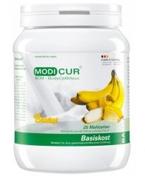 BCM Modicur Basis Banane 1 Dose à 550g