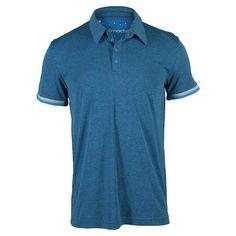Adidas Clima Chill Polo Blue