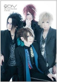 DIV- Jrock Band