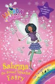 Sabrina the Sweet Dreams Fairy (Twilight Fairies, #7) (Rainbow Magic) by Daisy Meadows