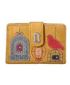 Fossil Handbag, Ruby Tab Multifunction Wallet