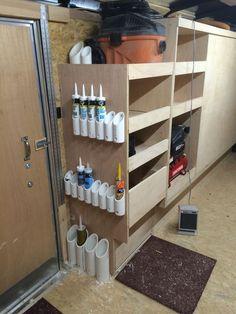 Almacenador de frascos y tubos