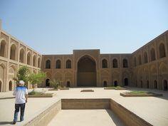 Abbasid palace of Caliph Al Nasir li-Din Allah by عنترة بن شداد العبسي, via Flickr