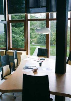 Vibia Infinity projekt wnętrza biura