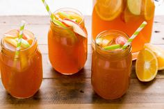 Make Apple Cider Sangria Your Favorite Fall Punch  - HouseBeautiful.com
