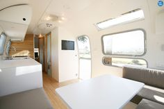 This 1974 Airstream Overlander renovated by HofArc is heading to Australia!