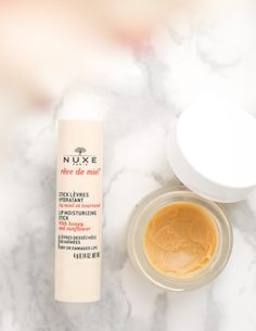 Nuxe Reve De Miel Balm Vs. Stick in an ultimate showdown of the same exact thing.