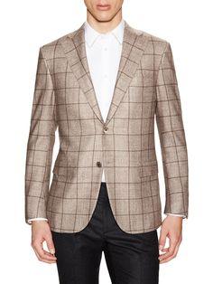 Wool Leader Fit Sportcoat