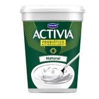 Alimento Lacteo Fermentado Danone Activia Natural 900 G Con