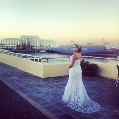 Another stunning bride #dkphotography #weddingphotography #waterfront #capetown
