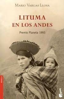 Lituma en los Andes, de Mario Vargas Llosa