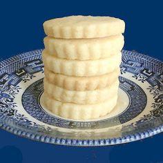 One Perfect Bite: Irish Butter Shortbread