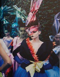 Patrick Demarchelier / Dior Couture 2011