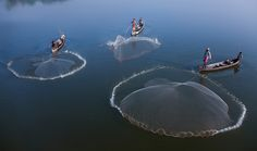 0087 Three Giant Jellyfish--Amarapura , Myanmar | Flickr - Photo Sharing!