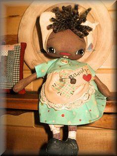 Mis muñecas Raggedy