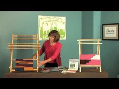Which weaving loom is right for your needs? In this video we'll show you a variety of Schacht Spindle looms available at Blick Art Materials. http://www.dickblick.com/brands/schacht/