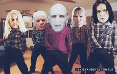 The Death Eaters Groove | 22 Lord Voldemort Dance Moves You Need In Your Life