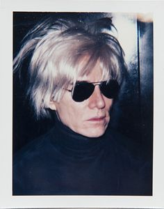 Polaroid Portraits Of Celebrities Taken By Andy Warhol « Art-Sheep