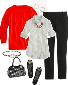 """OOTD 1/8/13"" by mommychic ❤ liked on Polyvore"
