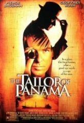Panama Terzisi – Tailor Of Panama 2001 Türkçe Dublaj izle