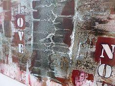Fasters korthus: jeg maler og maler...