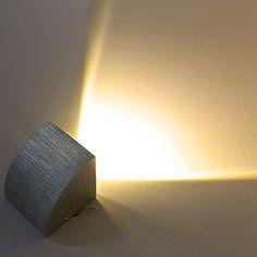3W LED Wandleuchte Wandlampe Deckenlampe Flurlampe Leuchte Strahler Warmweiß in Möbel & Wohnen, Beleuchtung, Wandleuchten | eBay