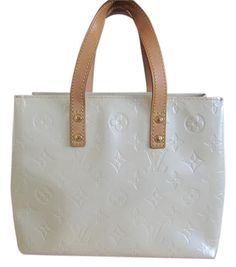 88547a1983de Louis Vuitton Reade Vernis Pearl Tote Bag. Get one of the hottest styles of  the
