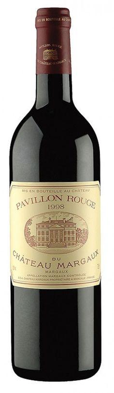 Pavillon Rouge du Chateau Margaux 2002