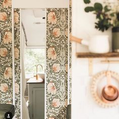 The prettiest AIRSTREAM (!!!) I ever did see. You guys have to check out what @bonniechristine has been up to.... she has so many amazing pictures of this project and talks about how they renovated their home in wheels to accommodate their young family of 4.