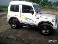 Foto-foto Modifikasi Suzuki Jimny Katana - Gambar.photo Jimny Suzuki, Katana, Jeep, Van, Vehicles, Cars Motorcycles, Autos, Vans, Jeeps