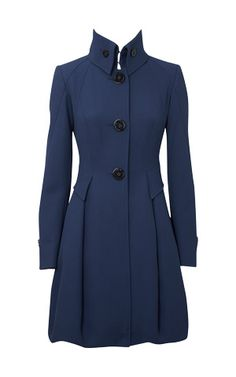 Karen Millen Coat. I have nowhere to wear this and no reason why, nor the body to do so, but man, oh man do I love this coat!!!