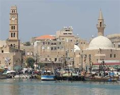 Acre, Israel. First settled by Phonecians.