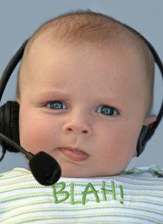 Cómo estimular el lenguaje verbal de los bebés. #bebes #bebeteca