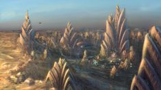 Concept: Canyonscape by inetgrafx on DeviantArt