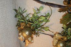home made Christmas tree ornaments