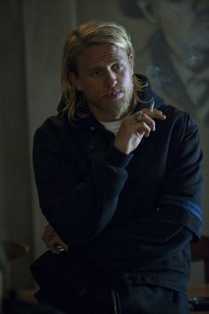 Sons of Anarchy// Jax Teller Sons Of Anarchy Motorcycles, Sons Of Anarchy Samcro, Charlie Hunnam Soa, Jax Teller, Andrew Lincoln, Christian Grey, Dream Guy, Elvis Presley, Pretty People