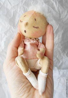 Купить Нежность - мама, нежность, мать и дитя, малыш, любовь, интерьерная кукла, пара