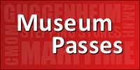 Musuem passes to borrow. Check it out.