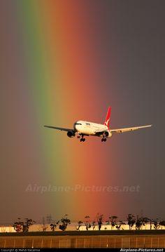 QANTAS VH-ZXC aircraft at Melbourne Int, VIC photo