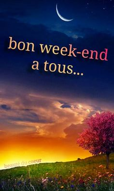 Bon week-end image 10 Bon Weekend, Happy Weekend, Bon Week End Image, All Eyez On Me, Good Morning Quotes, Good Day, Love You, Messages, Positivity