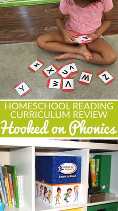 hooked on phonics homeschool reading curriculum review