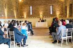 A Ceremony at The Great Barn - Charlee Rowton Photography Norfolk Wedding Venue - Holiday Cottages