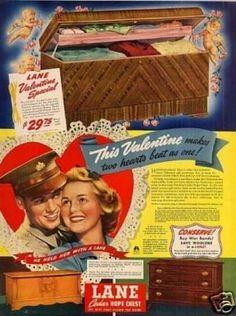 Lane Cedar Hope Chest (1943)
